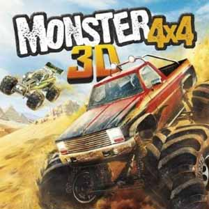 Acheter Monster 4x4 Nintendo 3DS Download Code Comparateur Prix