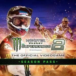Monster Energy Supercross 2 Season Pass