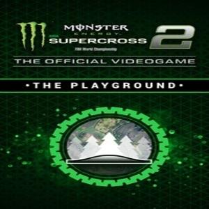 Monster Energy Supercross 2 The Playground