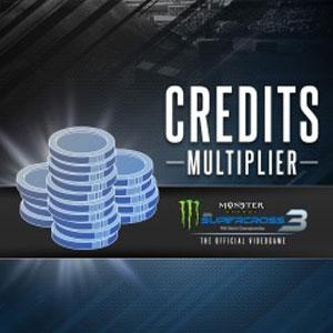 Monster Energy Supercross 3 Credits Multiplier