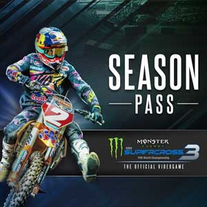 Monster Energy Supercross 3 Season Pass