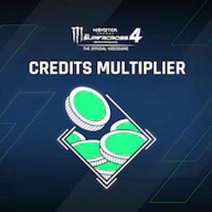 Monster Energy Supercross 4 Credits Multiplier