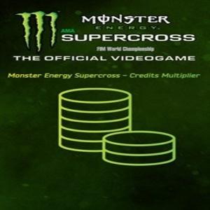 Monster Energy Supercross Credits Multiplier