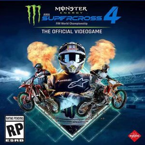 Acheter Monster Energy Supercross The Official Videogame 4 PS4 Comparateur Prix