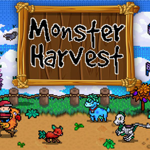 Acheter Monster Harvest Xbox One Comparateur Prix