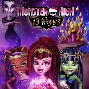 Acheter Monster High 13 Wishes Nintendo 3DS Download Code Comparateur Prix