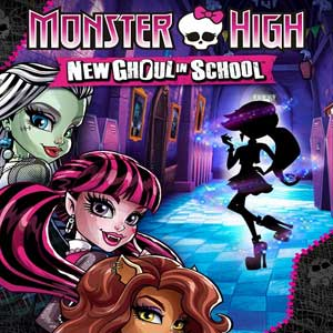 Acheter Monster High New Ghoul in School Xbox 360 Code Comparateur Prix