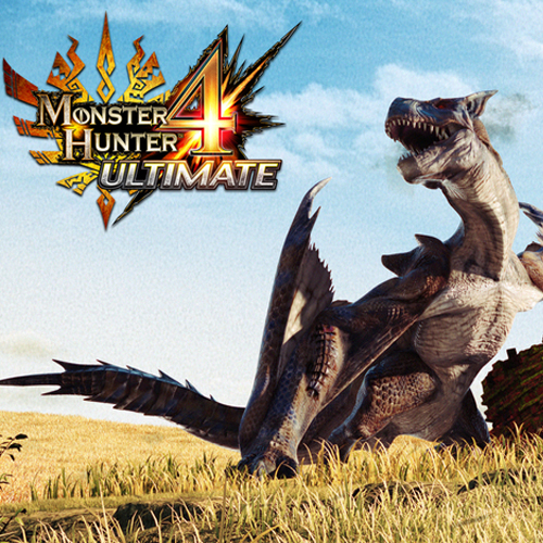 Acheter Monster Hunter 4 Ultimate Nintendo 3DS Download Code Comparateur Prix