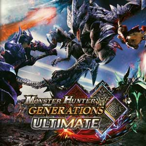 Acheter Monster Hunter Generations Ultimate Nintendo Switch comparateur prix