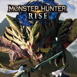 Acheter Monster Hunter Rise Clé CD Comparateur Prix