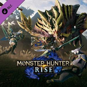 Acheter MONSTER HUNTER RISE Hunter Voice Master Utsushi Nintendo Switch comparateur prix