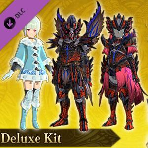 Monster Hunter Stories 2 Wings of Ruin Deluxe Kit
