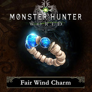 Monster Hunter World Fair Wind Charm