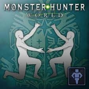 Monster Hunter World Gesture Spirit Fingers
