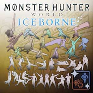 Acheter Monster Hunter World Iceborne Complete Gesture & Pose Pack Xbox One Comparateur Prix