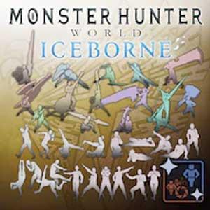 Acheter Monster Hunter World Iceborne Complete Gesture & Pose Pack Clé CD Comparateur Prix