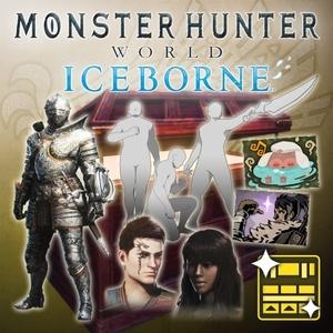 Acheter Monster Hunter World Iceborne Deluxe Kit Xbox One Comparateur Prix