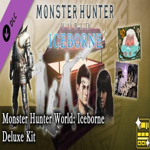 Acheter Monster Hunter World Iceborne Deluxe Kit Clé CD Comparateur Prix