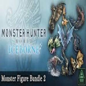 Acheter Monster Hunter World Iceborne Figure Bundle 2 PS4 Comparateur Prix