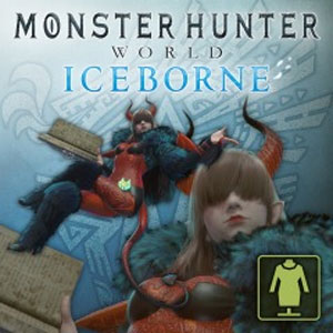 Monster Hunter World The Handler's Cute Demoness Costume