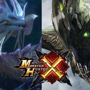 Acheter Monster Hunter X Nintendo 3DS Download Code Comparateur Prix
