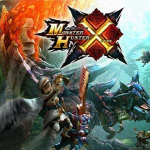 Acheter Monster Hunter XX Nintendo Switch Comparateur Prix