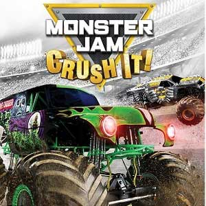 Acheter Monster Jam Crush It Xbox One Code Comparateur Prix
