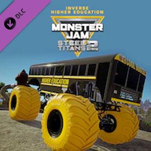 Monster Jam Steel Titans 2 Inverse Higher Education