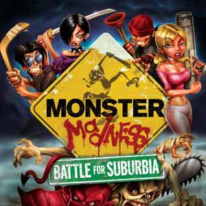 Acheter Monster Madness Battle for Suburbia Clé Cd Comparateur Prix