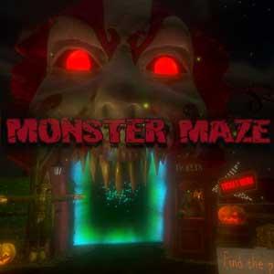 Acheter Monster Maze VR Clé Cd Comparateur Prix