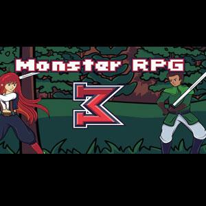 Acheter Monster RPG 3 Clé CD Comparateur Prix