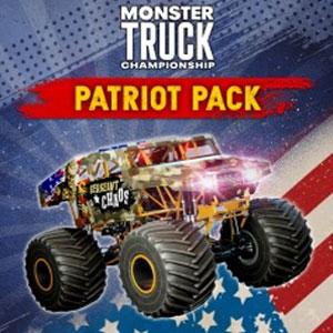 Monster Truck Championship Patriot Pack