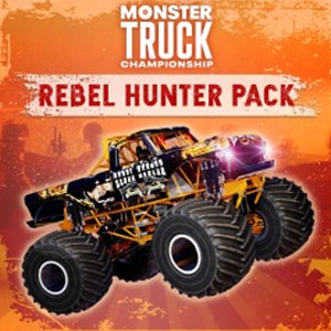Monster Truck Championship Rebel Hunter Pack