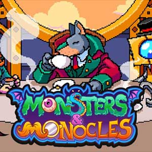 Acheter Monsters and Monocles Clé Cd Comparateur Prix