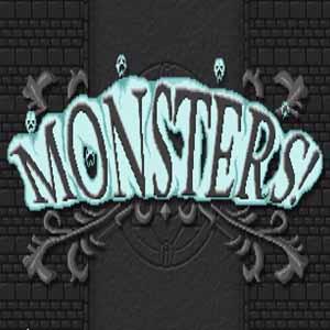 Acheter Monsters Clé Cd Comparateur Prix