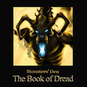 Acheter Monsters Den Book of Dread Clé Cd Comparateur Prix