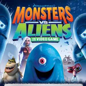 Acheter Monsters vs Aliens Xbox 360 Code Comparateur Prix