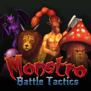 Acheter Monstro Battle Tactics Clé Cd Comparateur Prix
