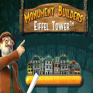 Monument Builders Eiffel Tower