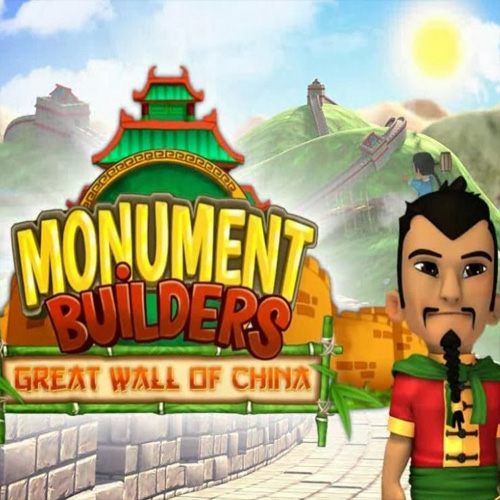 Monument Builders Great Wall of China