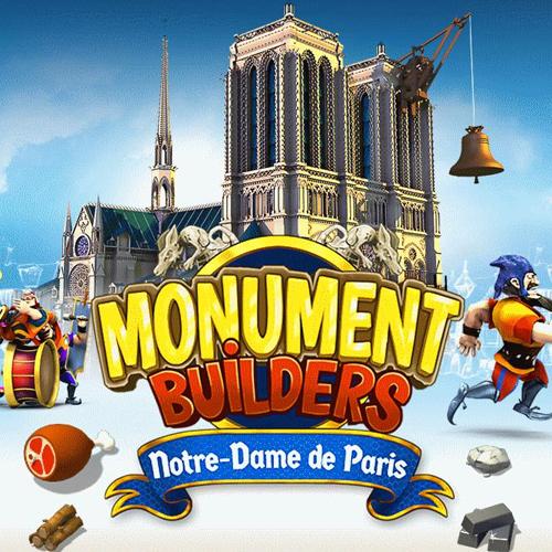 Acheter Monument Builders Notre Dame De Paris Clé Cd Comparateur Prix