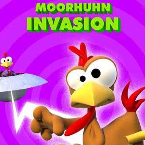 Acheter Moorhuhn Invasion Clé Cd Comparateur Prix