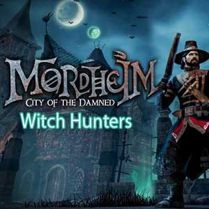 Acheter Mordheim City of the Damned Witch Hunters Clé Cd Comparateur Prix
