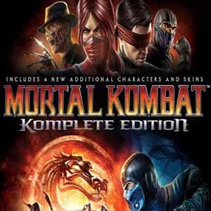 Acheter Mortal Kombat Xbox 360 Code Comparateur Prix