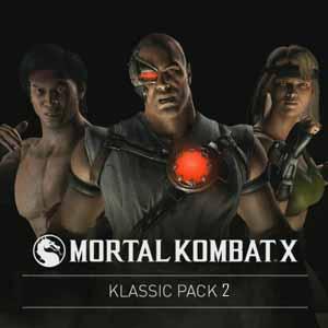 Mortal Kombat X Klassic Pack 2