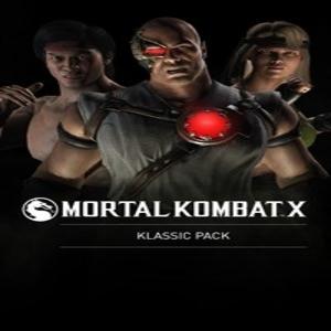 Mortal Kombat X Klassic Pack