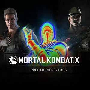 Acheter Mortal Kombat X Predator Prey Pack Clé Cd Comparateur Prix