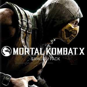 Acheter Mortal Kombat X Samurai Pack Clé Cd Comparateur Prix