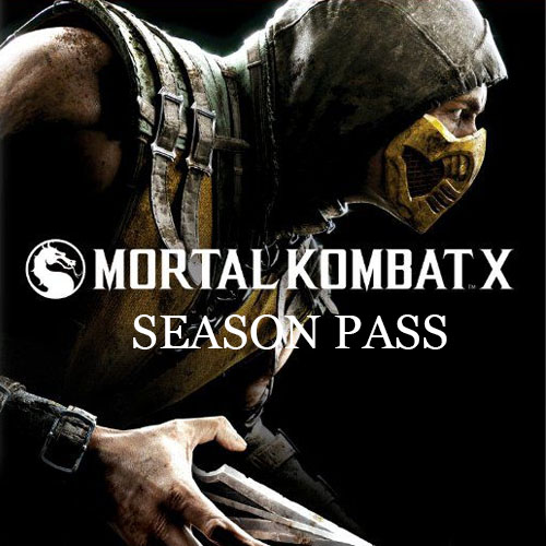 Acheter Mortal Kombat X Season Pass Clé Cd Comparateur Prix