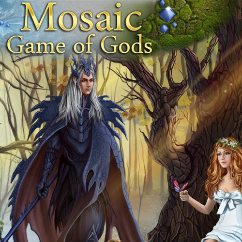 Mosaic Game of Gods